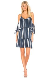 Central Park West Playa Del Carmen Dress Navy