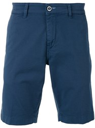 Re Hash Bermuda Shorts Blue