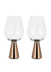 Tom Dixon Tank Wine Glasses Set Of 2 No Color