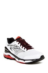 Mizuno Wave Inspire 12 Neutral Running Shoe White