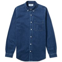 Harmony Celestin Bd Denim Shirt Blue