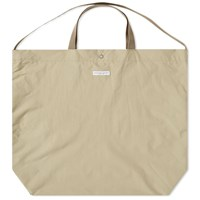 Engineered Garments Carry All Tote Neutrals