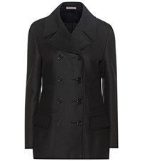 Bottega Veneta Wool Jacket Black