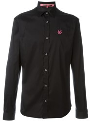 Mcq By Alexander Mcqueen Mcq Alexander Mcqueen 'Swallow Harness' Shirt Black