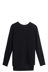 Alexander Wang Cross Back Tunic Top
