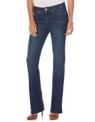 Rafaella Five Pocket Jeans Dark Azure