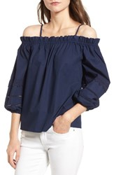 Soprano Women's Off The Shoulder Top