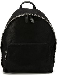 Stella Mccartney 'Falabella' Backpack Black
