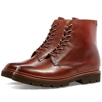 Grenson Hadley Boot Brown