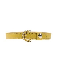 Cafe'noir Cafenoir Belts Light Grey