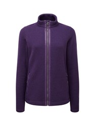 Tog 24 Mega Womens Tcz 300 Wool Jacket Purple