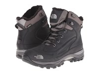 The North Face Chillkat Tech Tnf Black Q Silver Grey Women's Hiking Boots