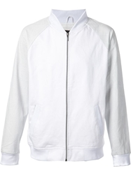 Zanerobe Panelled Sleeve Jacket