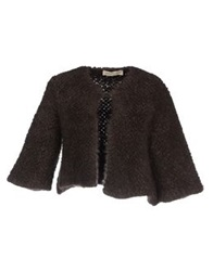Coast Weber And Ahaus Cardigans Dark Brown