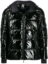 Class Roberto Cavalli Shiny Effect Puffer Jacket 60
