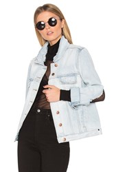 One Teaspoon Rock N Roller Jacket Blue