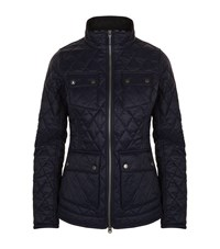 Barbour Dolostone Quilted Jacket Female Navy