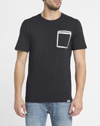 New Balance Black Push The Past T Shirt