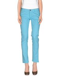 Amy Gee Trousers Casual Trousers Women Azure