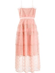 Three Floor Girl Talk Dress Pink