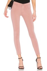 Ag Adriano Goldschmied Legging Ankle Jean Misty Mauve