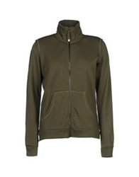 Dimensione Danza Sweatshirts Military Green
