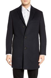 Cardinal Of Canada Men's St. Paul Wool And Cashmere Topcoat