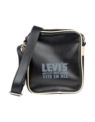 Levi's Red Tab Small Fabric Bags Black