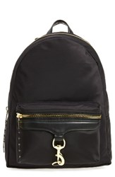 Rebecca Minkoff Always On Mab Backpack Black