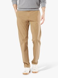 Dockers Smart 360 Flex Tapered Trousers Ermine