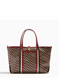 Pierre Hardy Polycube Tote Red