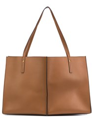 Maiyet 'Sia East West' Shopper Brown