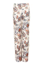 Love Printed Trousers By Peach