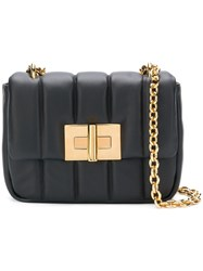 Tom Ford Small Natalia Shoulder Bag Black