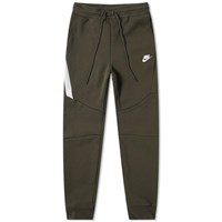 Nike Tech Fleece Jogger Green
