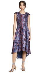 Parker Marcella Dress Serpentina