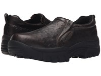 Roper Alamosa Brown Men's Slip On Shoes