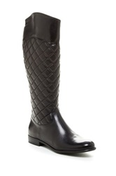 Ciao Bella Spruce Quilted Boot Black