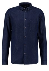 Dr. Denim Dr.Denim Mick Regular Fit Shirt Dark Retro Dark Blue Denim