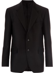 H Beauty And Youth. Fitted Blazer Black