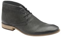 Frank Wright Howlin Mens Boots Black Leather