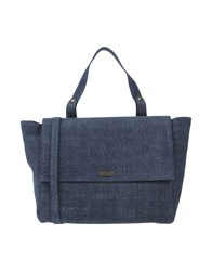 Orciani Handbags Blue