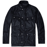 Barbour International Duke Jacket Navy