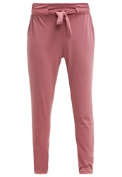 Anna Field Trousers Ash Rose