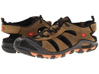 Ecco Sport Terra Vg Fisherman Black Navajo Brown Scar Yak Tycoon Men's Shoes