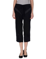 Hamish Morrow Casual Pants Black