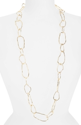 Panacea Chain Link Necklace Gold