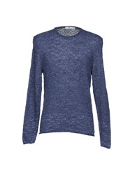 Inis Meain Sweaters Blue
