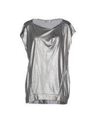 Aniye By T Shirts Silver