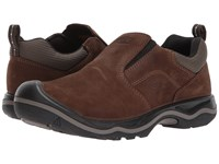Keen Rialto Slip On Dark Earth Men's Slip On Shoes Brown